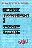 Economic Intelligence and National Security Pdf/ePub eBook