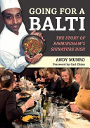 Going for a Balti