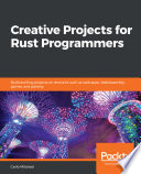 Creative Projects For Rust Programmers Book PDF