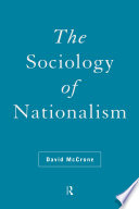 The Sociology of Nationalism