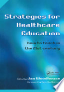 Strategies for Healthcare Education