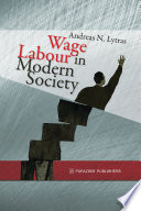 Wage labour in modern society