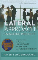 Lateral Approach to Managing Projects