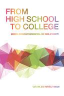 From High School to College Pdf/ePub eBook