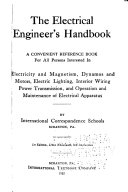 The Electrical Engineer S Handbook