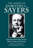 The Gospel in Dorothy L  Sayers