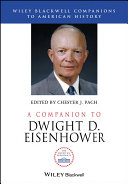 A Companion to Dwight D. Eisenhower Pdf/ePub eBook