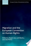 Migration and the European Convention on Human Rights