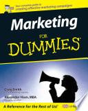 Marketing for Dummies