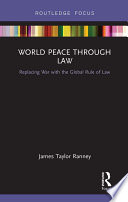 World Peace Through Law