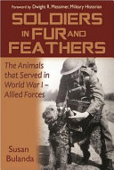 Soldiers in Fur and Feathers Book
