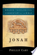 Jonah Brazos Theological Commentary On The Bible