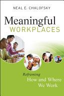 Meaningful Workplaces Pdf/ePub eBook