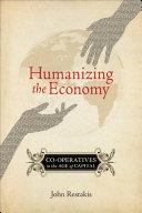 Humanizing the Economy Pdf/ePub eBook