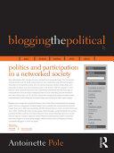 Blogging the Political