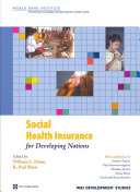 Social Health Insurance For Developing Nations