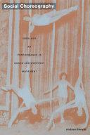 Social Choreography Pdf/ePub eBook