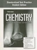 Glencoe Chemistry Standardized Test Practice  Matter and Change
