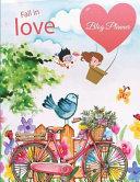 Fall in Love  Blog Planner
