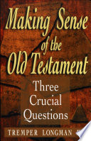 Making Sense of the Old Testament
