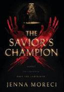 The Savior's Champion banner backdrop