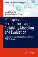 Principles of Performance and Reliability Modeling and Evaluation Book