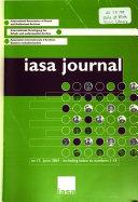 IASA Journal