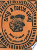 Sing a battle song