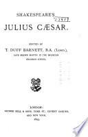Shakespeare s Julius Caesar