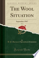 The Wool Situation, Vol. 3