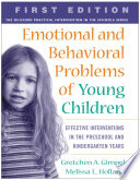 Emotional and Behavioral Problems of Young Children Book PDF