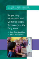 Supporting Ict In The Early Years