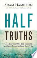 Half Truths Book PDF