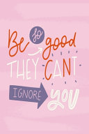 Be So Good They Can t Ignore You Book