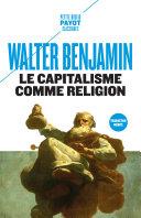 Le Capitalisme comme religion Pdf/ePub eBook