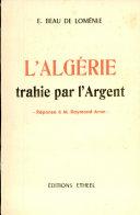 Pdf L'ALGERIE trahie par l'Argent Telecharger