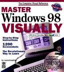 Master Windows 98 Visually