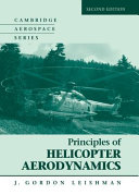 Cover of Principles of Helicopter Aerodynamics
