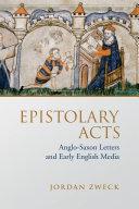 Epistolary Acts Pdf