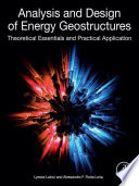 Analysis and Design of Energy Geostructures