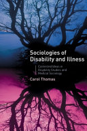 Cover of Sociologies of Disability and Illness