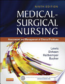 """Medical-Surgical Nursing E-Book: Assessment and Management of Clinical Problems, Single Volume"" by Sharon L. Lewis, Linda Bucher, Margaret M. Heitkemper, Shannon Ruff Dirksen"