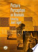 Picture Perception in Animals Book PDF