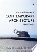 A Critical History of Contemporary Architecture Book PDF
