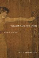 Judaism, Race, and Ethics Pdf/ePub eBook
