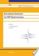 Bioradicals Detected by ESR Spectroscopy Book