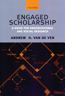 Cover of Engaged Scholarship