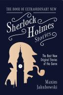 The Book of Extraordinary New Sherlock Holmes Stories [Pdf/ePub] eBook