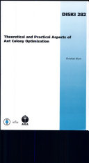 Theoretical and Practical Aspects of Ant Colony Optimization ebook