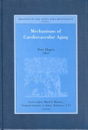 Mechanisms of Cardiovascular Aging Book